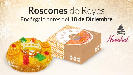 Navidad - Roscón de reyes por encargo