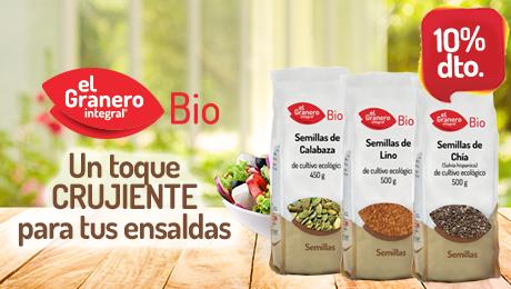Agosto 2019 - Semillas bio El Granero