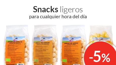 Septiembre - Snacks ligeros La Finestra