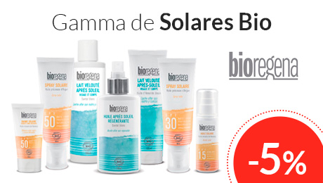 Abril - Gamma de solares Bioregena