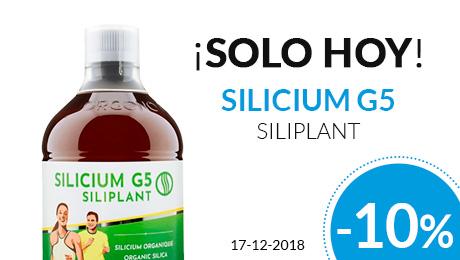 Solo hoy- Oferta silicium g5