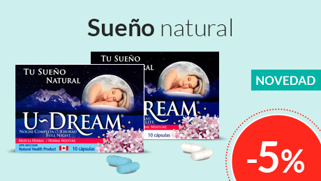 Julio - Sueño natural U-dream