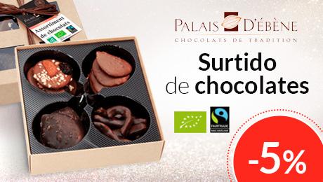 Diciembre 2019 - Chocolates Palais D´Ebene