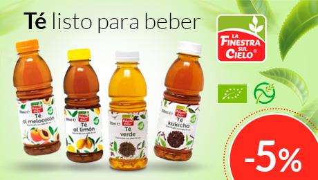 Agosto 2019 - Tés listo para beber La Finestra