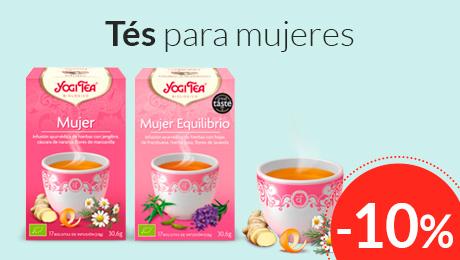 Mayo - Tés para mujeres Yogi Tea