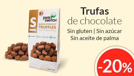 Abril - Trufas de chocolate Sweet Switch