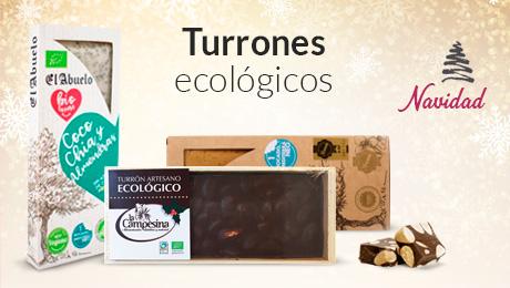Navidad - Turrones ecológicos