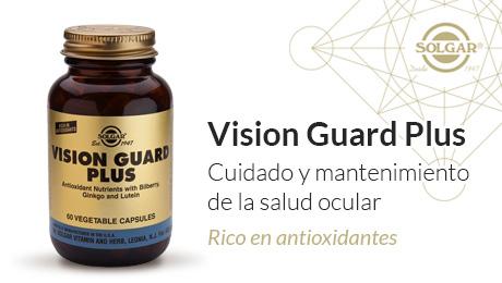 Febrero- Vision guard Solgar