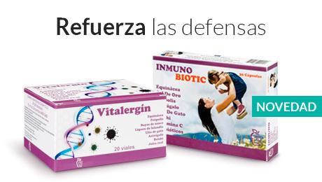 Noviembre - Inmuno Biotic y Vitalergin
