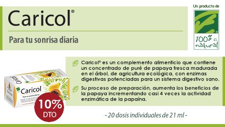 Agosto 2019 - Caricol 100% Natural