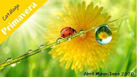 Abril 2020 Catálogo de Primavera