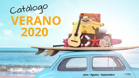 Nuevo catalologo verano 2020