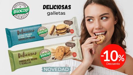 Mayo 2020 Galletas deliciosas Biocop