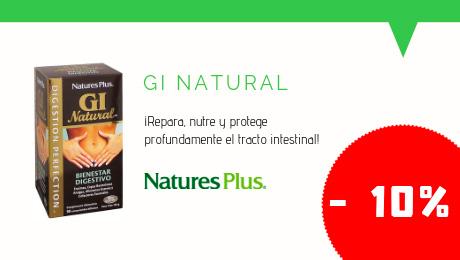 Abril - Gi Natural Natures Plus