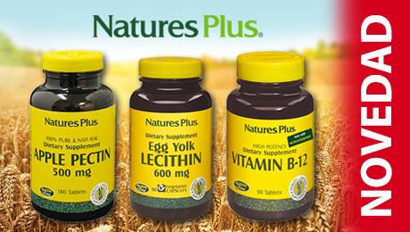 Mayo - Nuevos complementos Nature's Plus