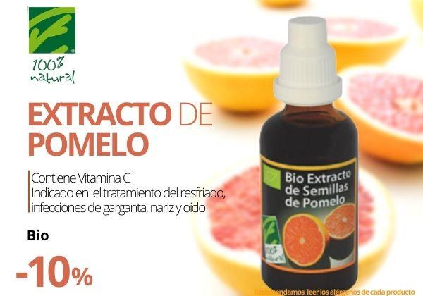 Extracto de Pomelo 100% Natural