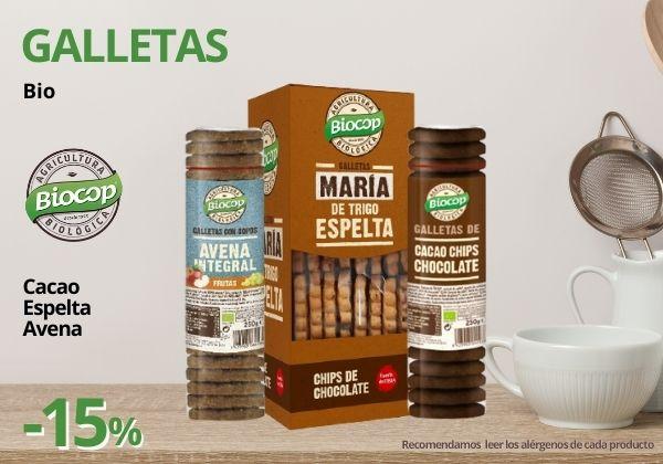 Biocop Galletas