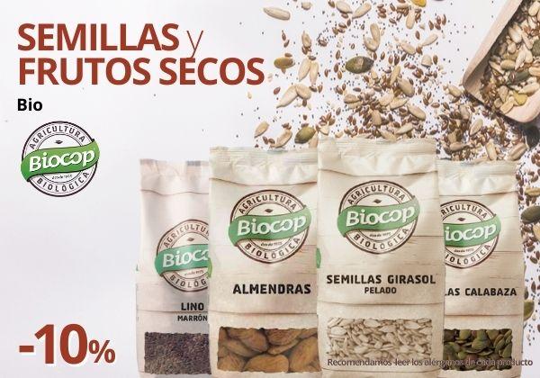Biocop Semillas y Frutos secos