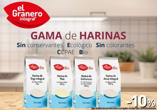 Granero Integral Harinas