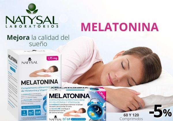 Natysal Melatonina