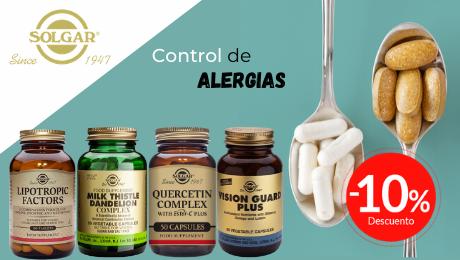 Alergias Solgar