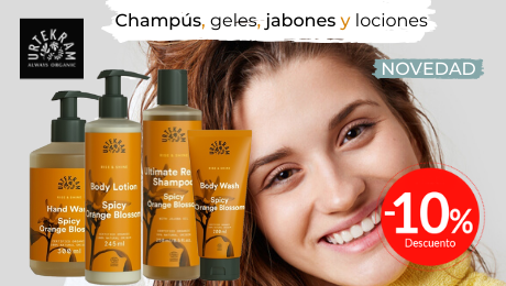 Champús Urtekram