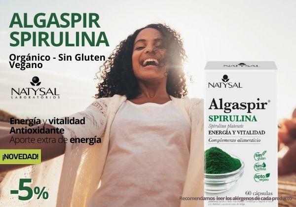 Natysal Espirulina