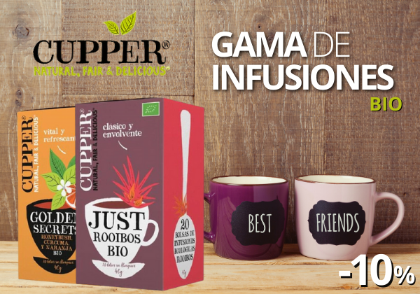 Cupper Infusiones