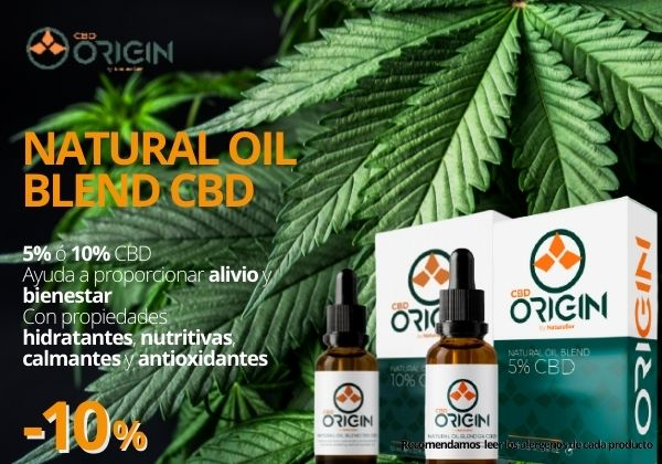CBD Origen Aceite