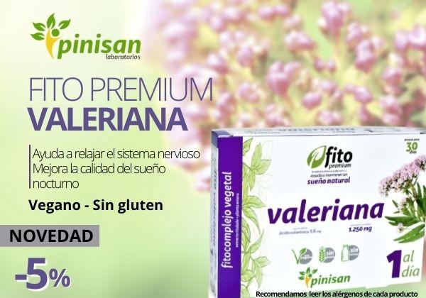 Valeriana Fito Premium